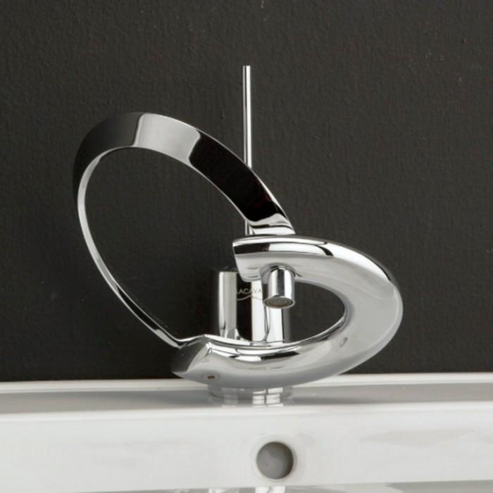 Unique Stainless Steel Bathroom Faucet