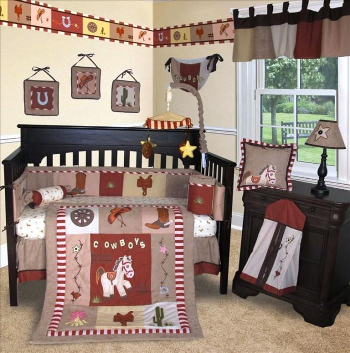 15 interesting cowboy themed kids bedroom rilane