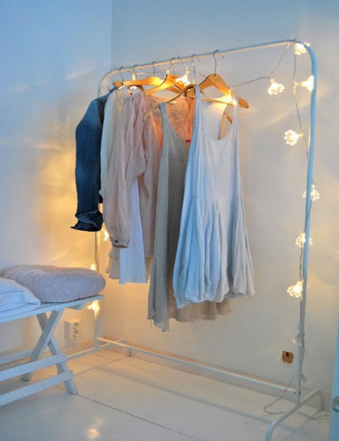 12 Superb Bedroom Clothes Rack Designs Rilane