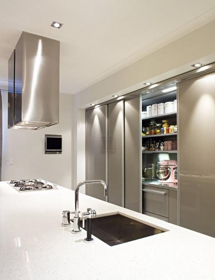 10 Super Modern Kitchen Pantry Cabinets - Rilane