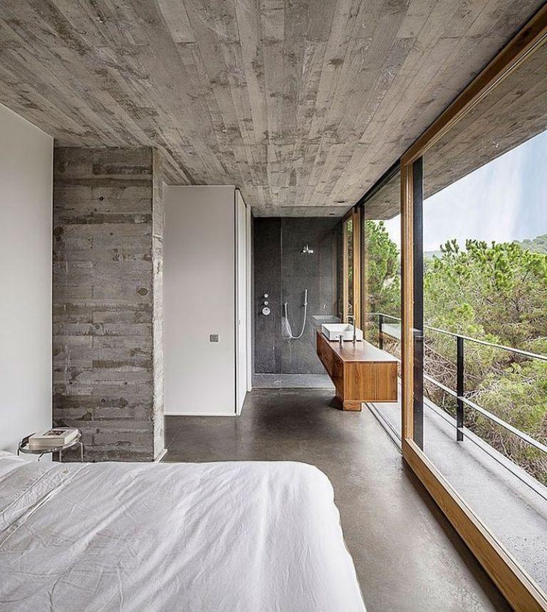 Concrete Floor Home