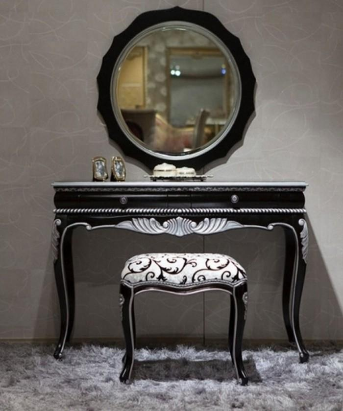 10 Bedroom Vanities In Modern Black Shade - Rilane
