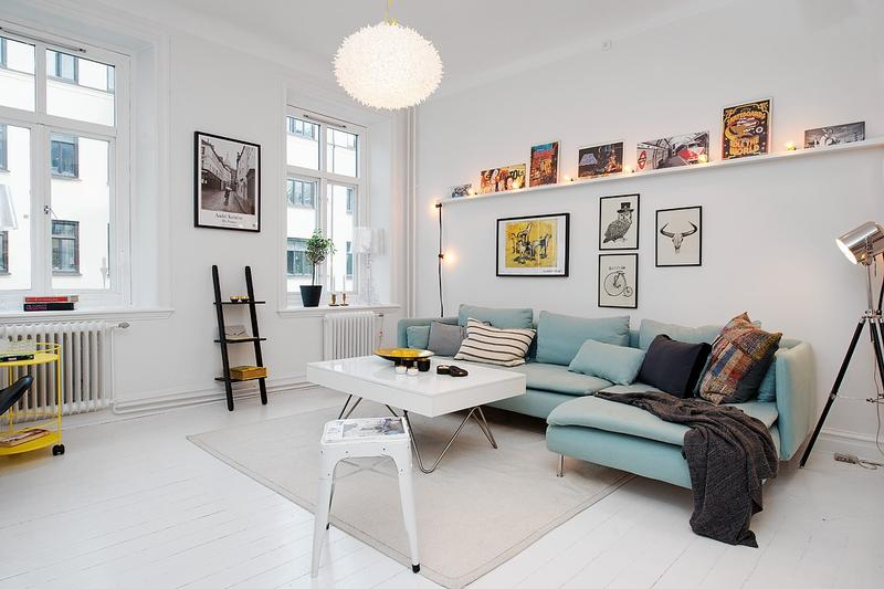 Creative Living Room Ideas Interior 23 small living room ideas to inspire you - rilane