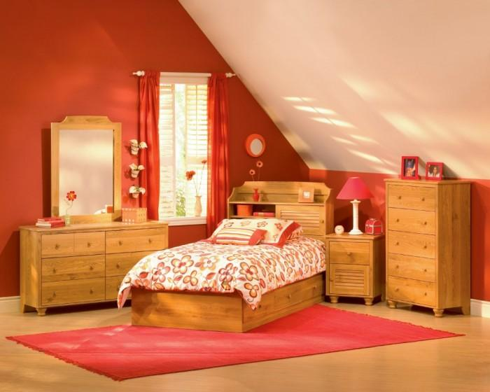 15 interesting kid's attic bedroom ideas - rilane