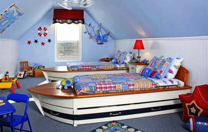 Interesting Kid S Attic Bedroom Ideas Rilane