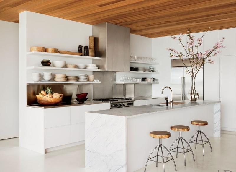 20 Functional U  Shaped Kitchen Design Ideas