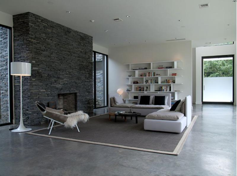 Concrete Flooring Industrial Charm