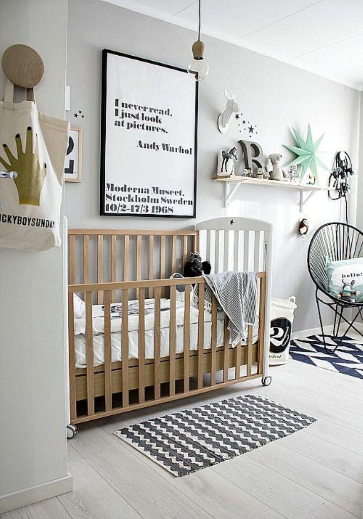 this is the related images of Modern Nursery