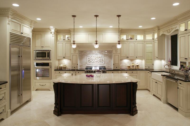 White U Shaped Kitchen 20 functional u- shaped kitchen design ideas - rilane