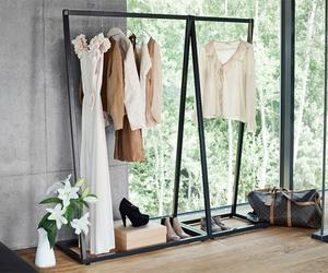 12 Superb Bedroom Clothes Rack Designs