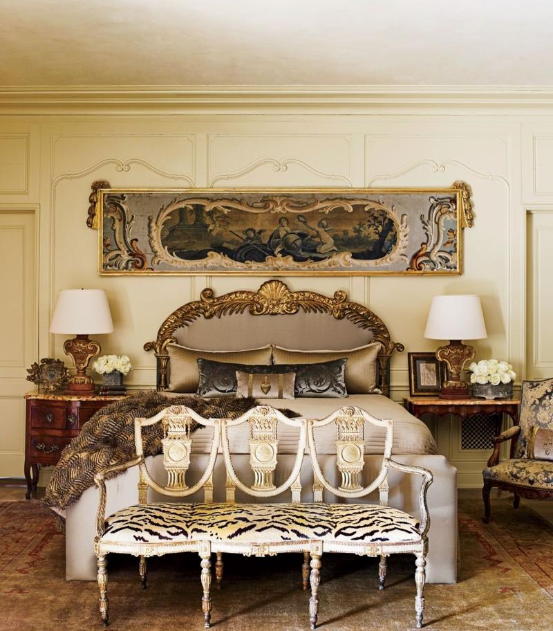 33 Glamorous Bedroom Design Ideas: Animal Print In 33 Chic And Modern Bedroom Designs