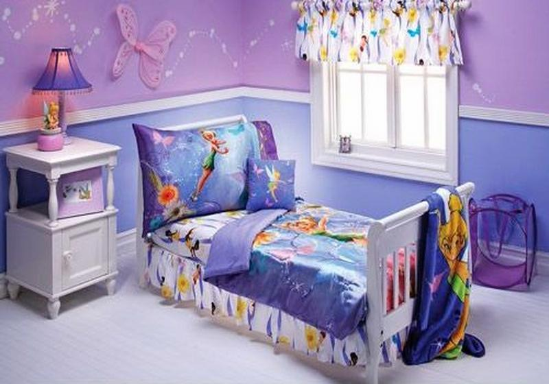 Exceptional Adorable Tinkerbell Bedroom