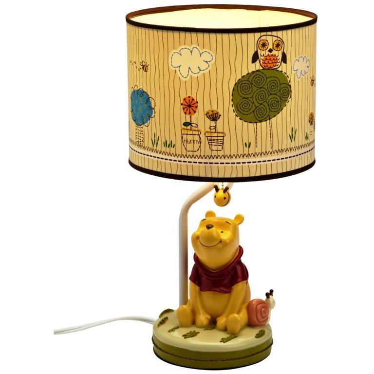 aa882cf5c788 Winnie the Pooh Lamps in 10 Fun Designs - Rilane