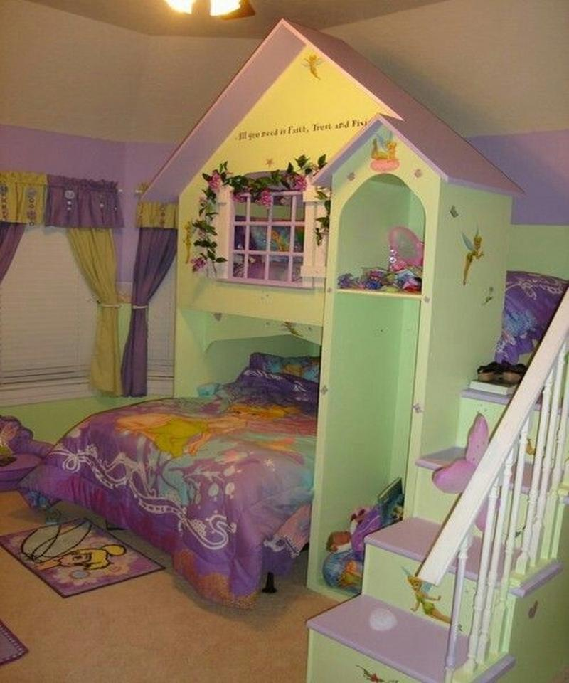 Interior Tinkerbell Bedroom Ideas tinkerbell bedroom in 15 dreamy designs rilane adorable bedroom