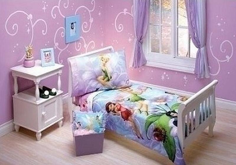 Violet Tinkerbell Bedroom. Tinkerbell Bedroom in 15 Dreamy Designs   Rilane
