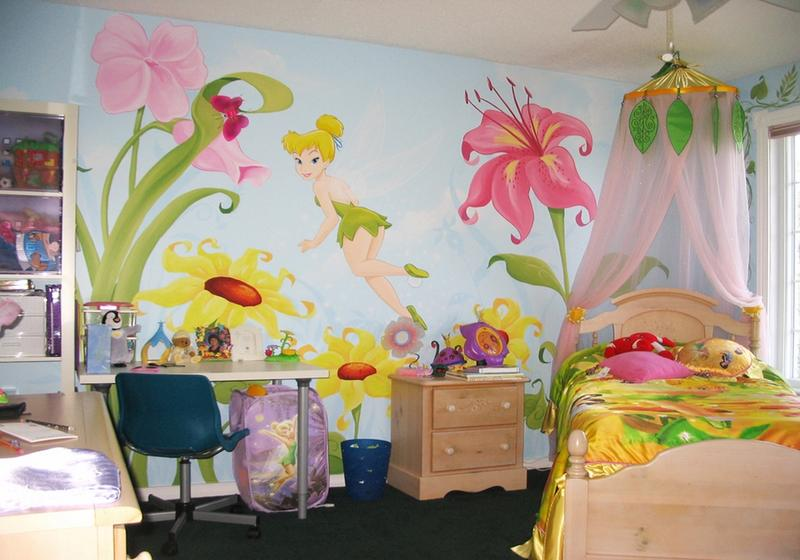Interior Tinkerbell Bedroom Ideas tinkerbell bedroom in 15 dreamy designs rilane designs