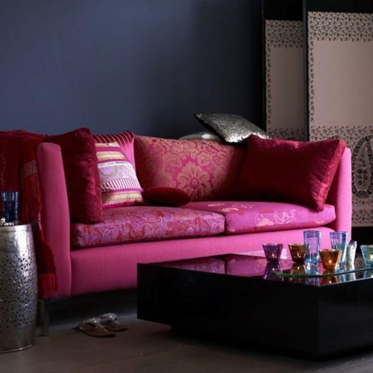 Indigo Blue And Pink Part 64