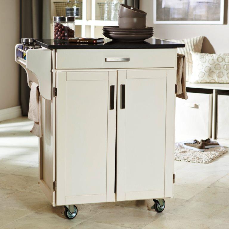 Modern Portable Kitchen Island