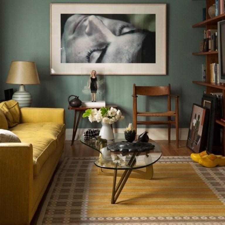 Living Room Colour Scheme In Exquistie 23 Design Ideas - Rilane