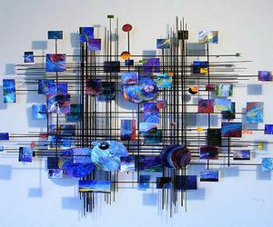 Metal Wall Sculpture in 10 Exquisite Designs