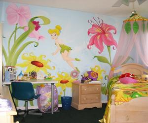 Tinkerbell Bedroom in 15 Dreamy Designs